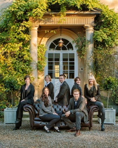 Middleton Lodge Portrait Shoot
