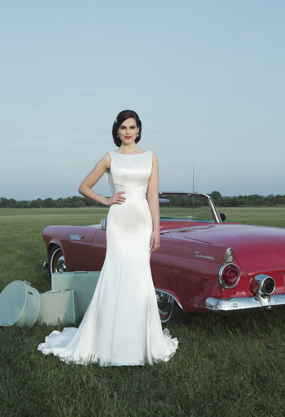 Wedding Dresses from Justin Alexander in 2014 | Lilguy Weddings