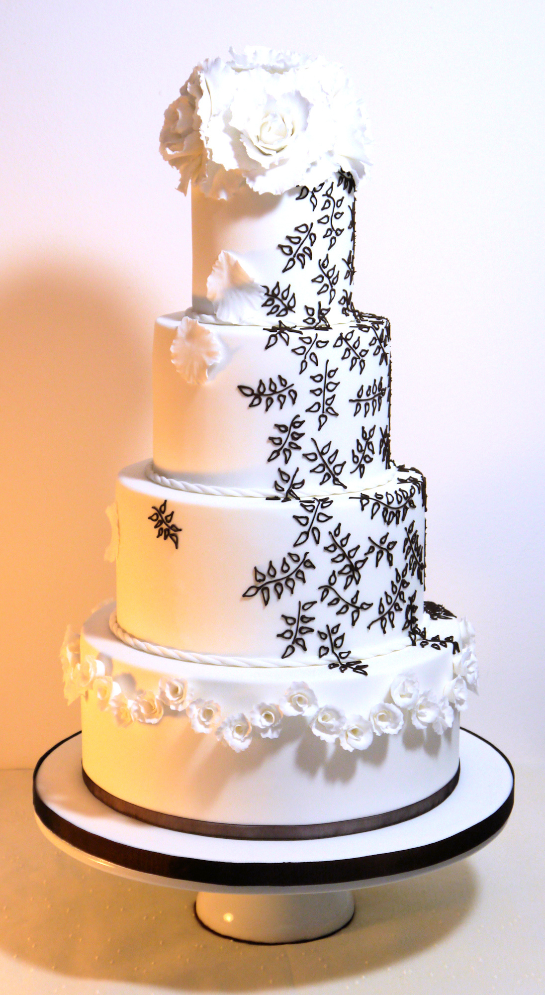 New Luxury Wedding Cake Collection from Cakes By Beth