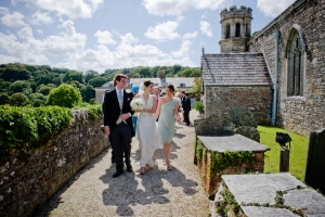 Boconnoc Church Wedding - Compose