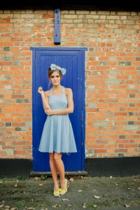 Dorothy Dream bridesmaid dress, £40 available at kittyanddulcie.com 00315