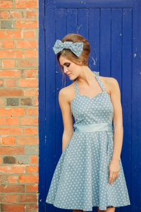 Dorothy Dream bridesmaid dress, £40 available at kittyanddulcie.com 00326